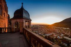 Cidade Velha de Heidelberg: Excursão a Pé de 1,5 Hora