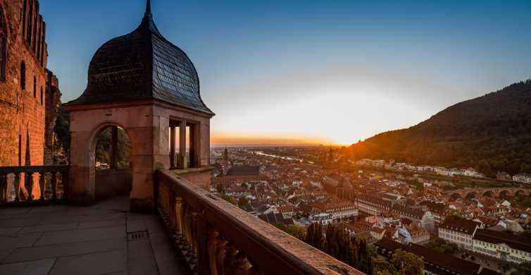 Heidelberg: 1,5-times byvandring i den gamle bydel