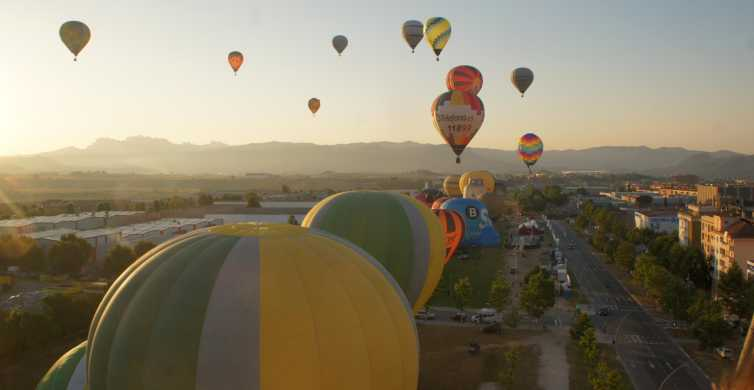 Barcelona Hot Air Balloon Flight Experience