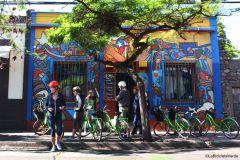 Santiago: Excursão Turística de Bicicleta 1 Dia