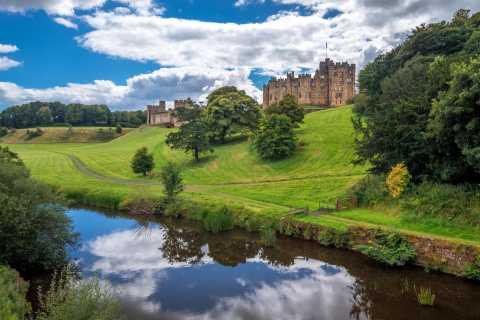 Castello di Alnwick e Scottish Borders: tour da Edimburgo