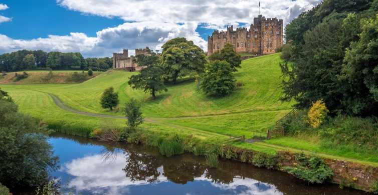 Alnwick Castle and Scottish Borders Tour from Edinburgh