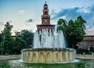 Mailand: Führung im Castello Sforzesco