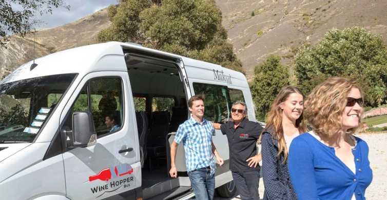 Queenstown & Gibbston Valley Wine Hopper Bus