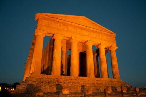 Catania: tour della Valle dei Templi e Scala dei Turchi