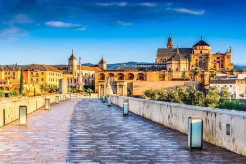 From Sevilla: 1 Day Tour to Cordoba