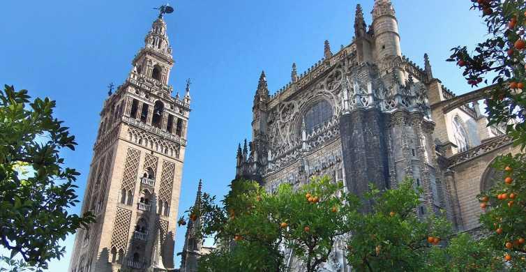 Sevilha: Tour Guiado Catedral e Giralda com Ingresso
