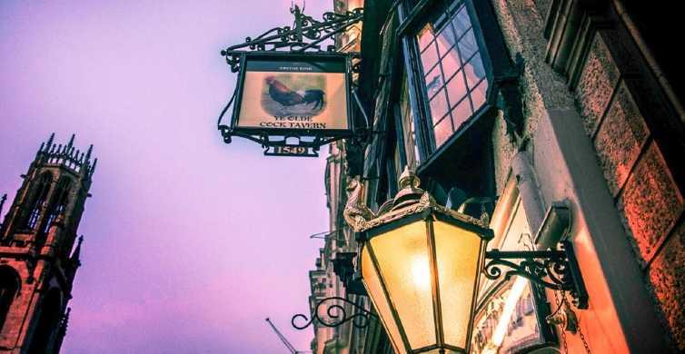 London: Geister und Spukgeschichten – Pub-Rundgang
