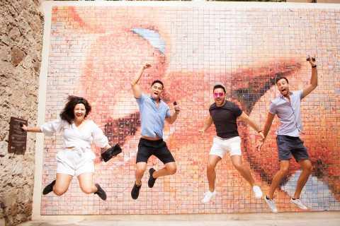 Barcelona: Photoshoot Tour Old Town