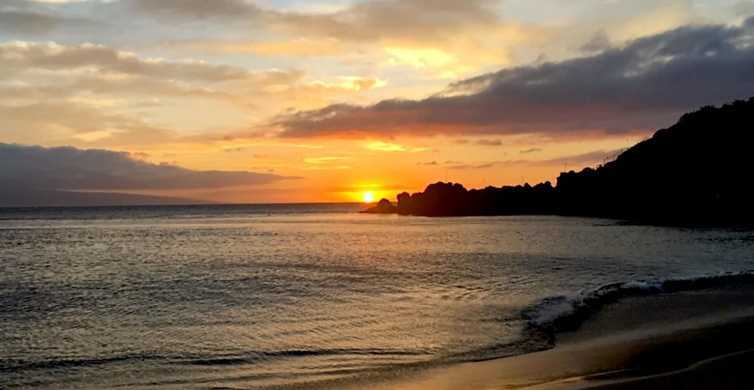 Maui: Sunset Dinner Cruise in Ka'anapali