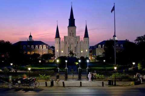 Nueva Orleans: tour de audio autoguiado