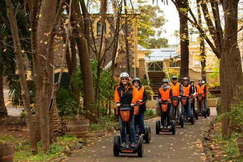 Barossa Valley: 1-Hour Segway Winery Tour