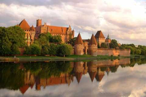 Malborkin linna: 6 tunnin yksityinen kierros suurimmalle linnalle