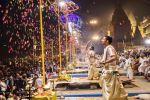 Varanasi: Night Cruise, Aarati Ceremony and Dinner