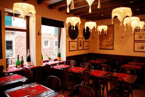 2-Course Dinner in a Typical Venetian Restaurant