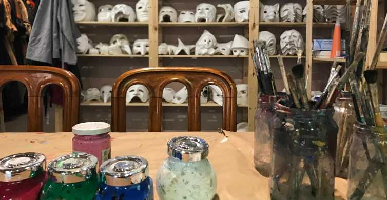 Venice: Paint your own Venetian Mask Workshop