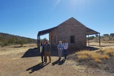 East MacDonnell Ranges: Small Group 4x4 Tour & Picnic Lunch