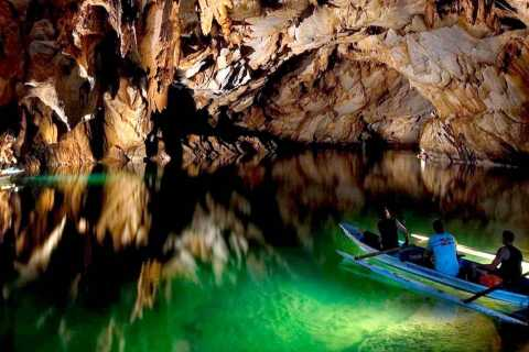 Puerto Princesa Underground River Tour & Optional Massage