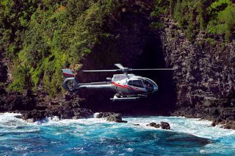 Maui: 75-Minute Hana Rainforest Helicopter Tour