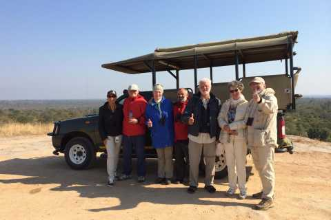 From Hazyview: Private Afternoon Game Drive