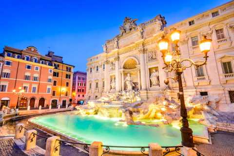 Rome: visite nocturne