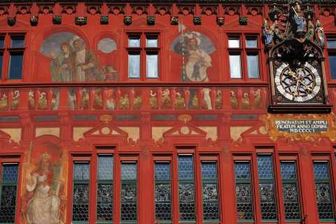 Basel: 1-Hour Must-See Express Tour