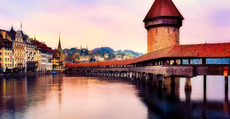 Lucerne: 1-Hour Must-See Express Tour