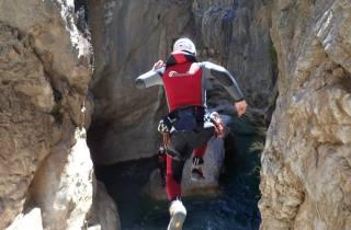 Rio Verde, Granada: X-Pro Canyoning Ausflug