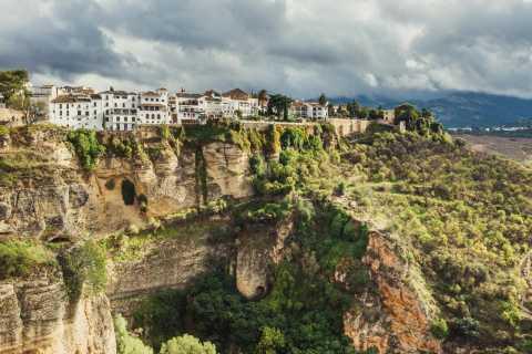 Costa del Sol und Malaga: Ronda und Setenil de las Bodegas