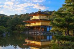 De Osaka/Quioto: Excursão de Ônibus de 1 Dia a Quioto e Nara