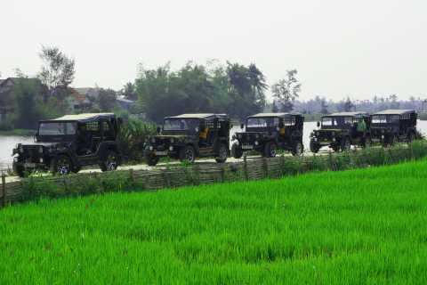 Hoi An Countryside Private Full-Day Tour by Jeep