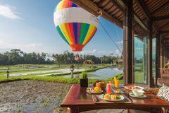 Ubud: Experiência em Balão de Ar Quente