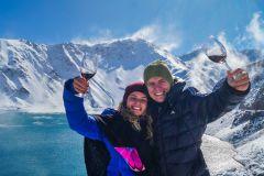 Cajón del Maipo: Excursão em Pequeno Grupo com Piquenique