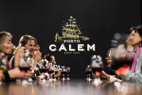 Porto: Cálem Cellar Tour, Interactive Museum & Wine Tasting
