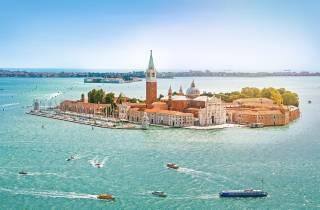 Venedig: Schätzen der Lagune - 4-stündige Bootstour