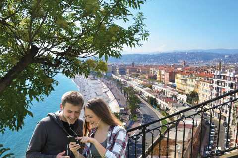 Nice: Digital Self-Guided Sightseeing Tour