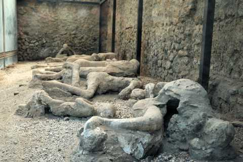 Pompeii: Fast Track Entrance Ticket with Audio Guide