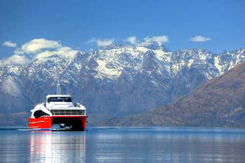 Queenstown: espíritu de Queenstown Lake Wakatipu Scenic Cruise