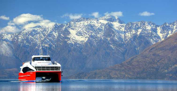 Queenstown: Spirit of Queenstown Lake Wakatipu Scenic Cruise