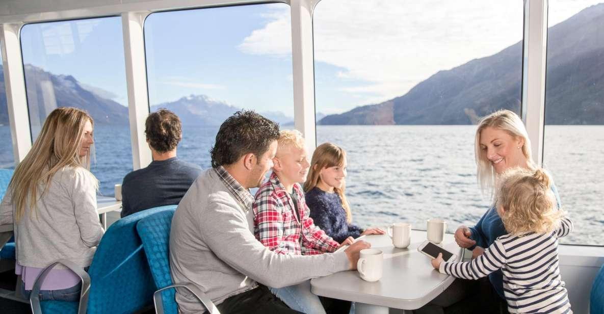 Queenstown: Malerische Bootstour auf dem Lake Wakatipu
