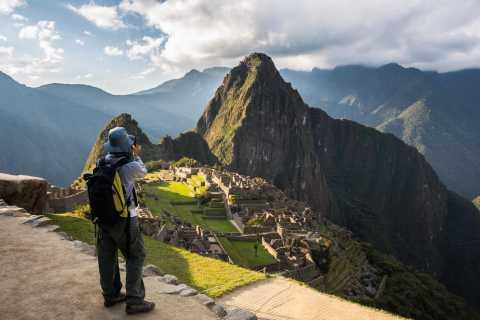 Machu Picchu: visite privée d'une journée avec entrée l'après-midi