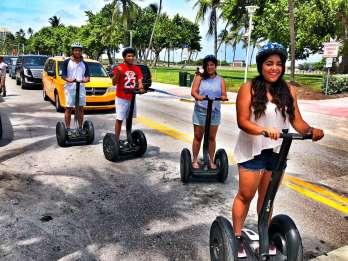 Miami: Segway Tour über den Ocean Drive