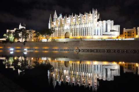 Palma: Altstadtführung und Tapas-Bar bei Nacht