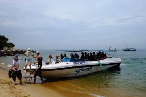 Snorkeling Cham Island: Snorkeling Tour by Speed Boat