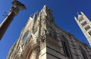 Siena: Stadtrundgang - optional mit Dom von Siena