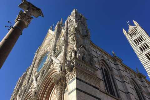 Siena: Excursão a Pé c/ Entrada Sem Fila para o Duomo