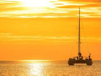 Ko Olina, Oahu: Fahrt in den Sonnenuntergang mit Cocktail