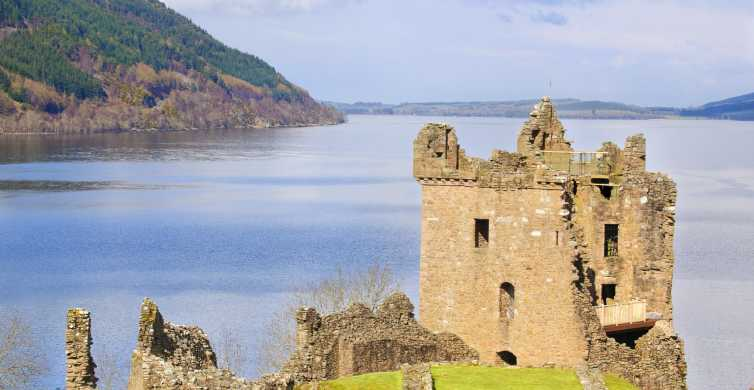 Loch Ness, Glencoe & Highlands Small-Group Tour from Glasgow