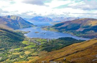 Ab Glasgow: Highlands, Loch Ness & Glencoe Tagestour