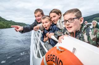 Ab Edinburgh: Loch Ness, Highlands & Whiskybrennerei-Tour